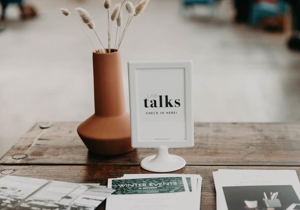 LAB Talks