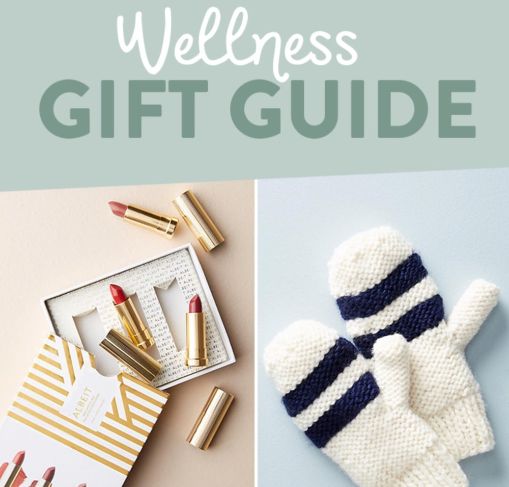Fit Foodie Finds Wellness Gift Guide