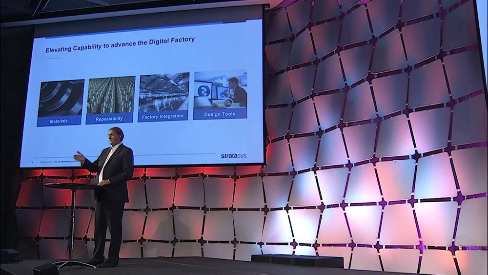 3D Printing and the Expanding Role of Metal Scott Crump, Stratasys
