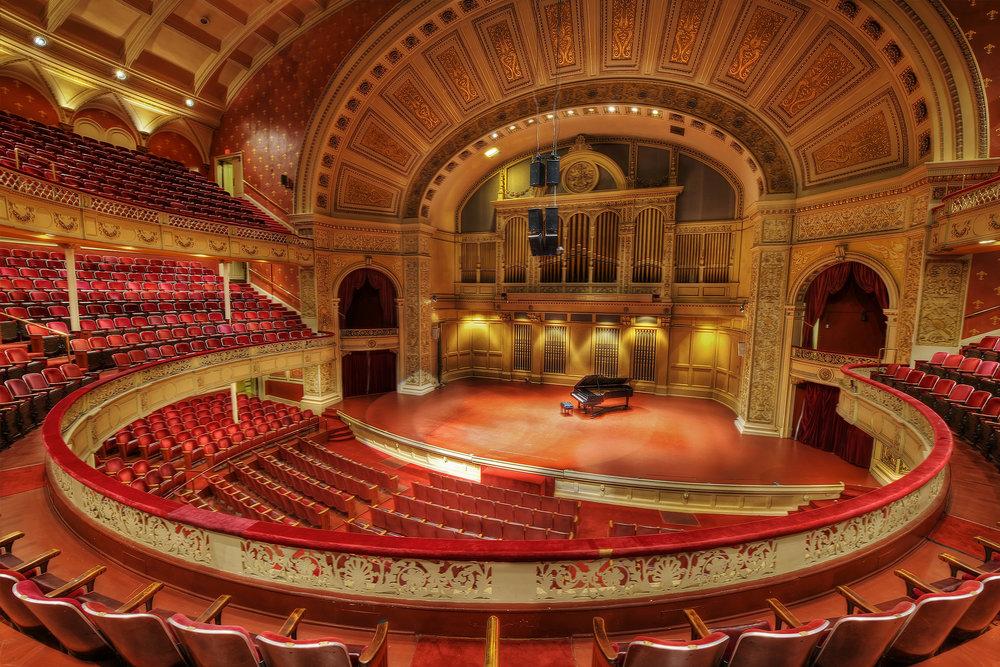 PENNSYLVANIA - Carnegie of Homestead Music Hall