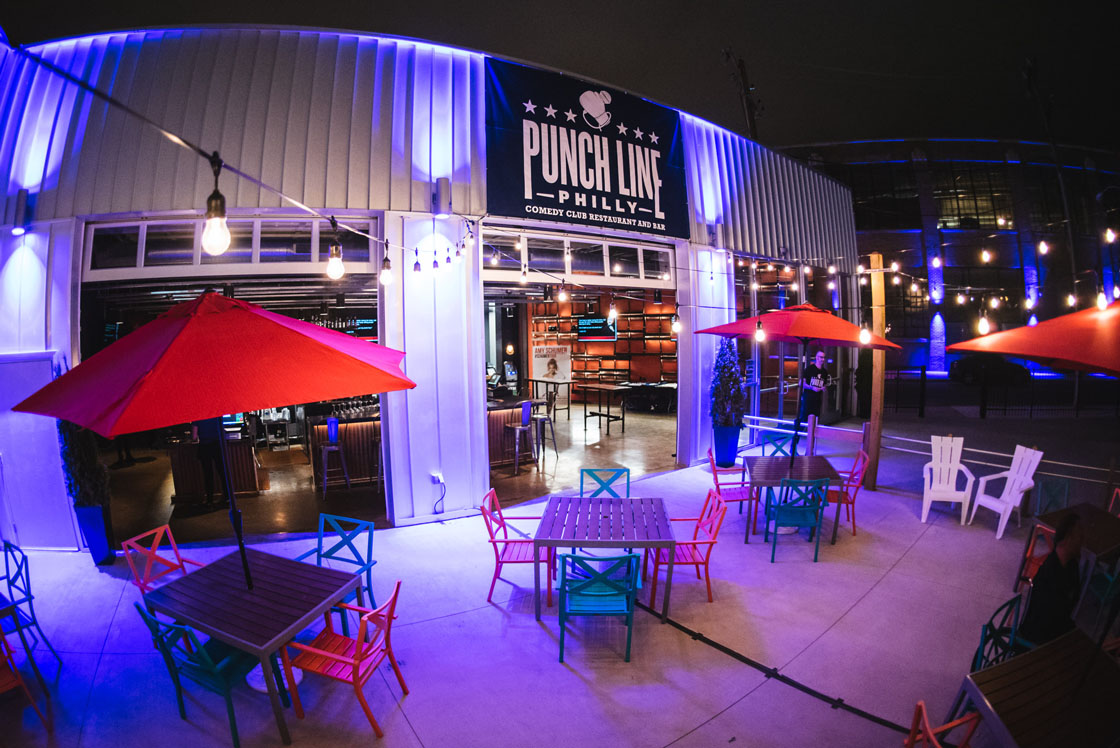 Tour - Punchliner comedy club