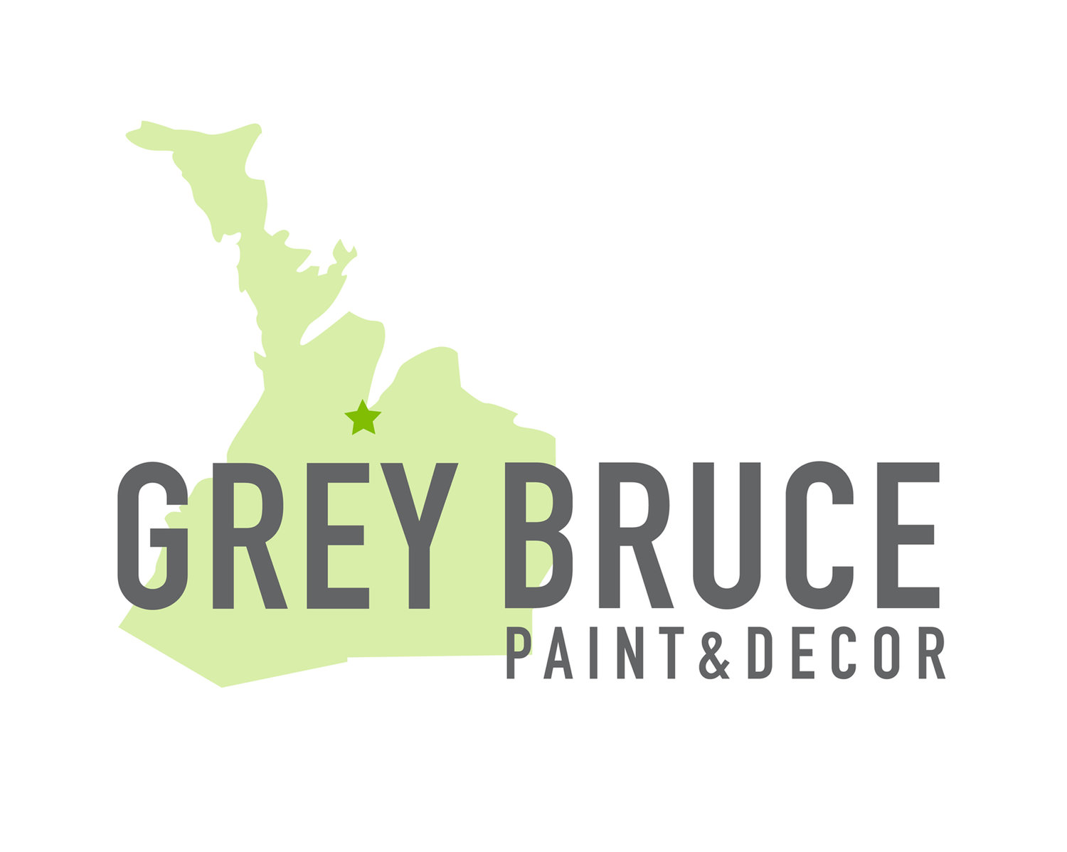 Grey Bruce Paint & Decor
