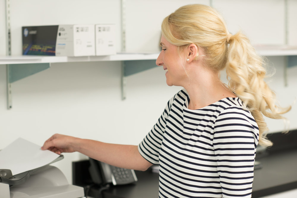 Keyla White, Office Coordinator