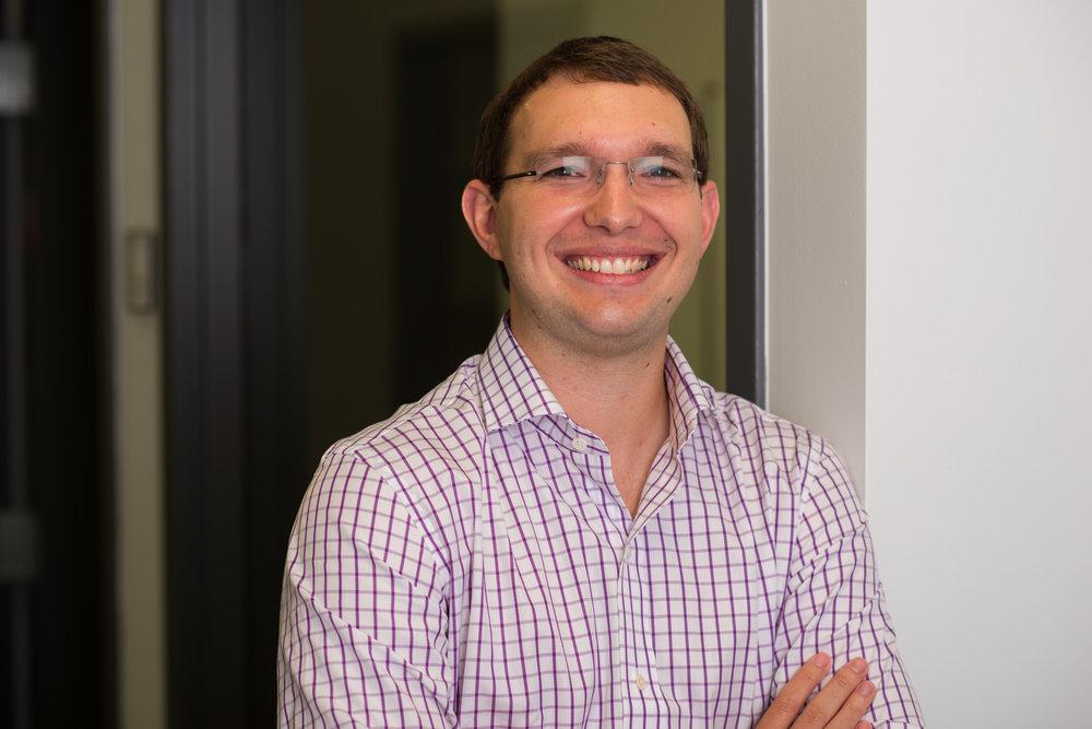 Chas Harris, Director of Marketing