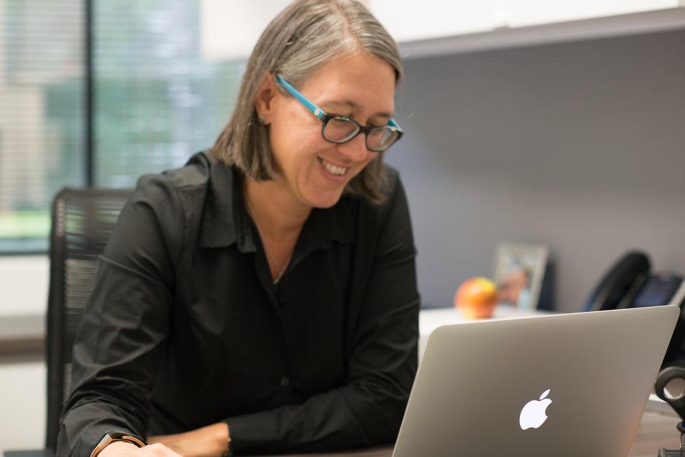 Kristina Seracen, VP of Reimbursement Operations