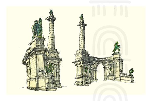 PHL28: Smith Memorial Arch