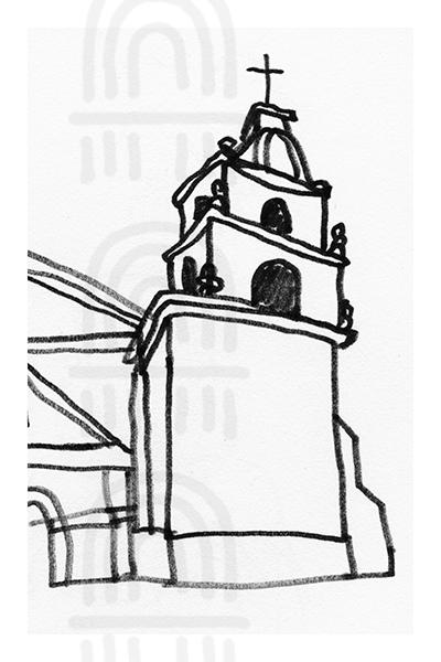 CAL03: Mission San Buenaventura 01