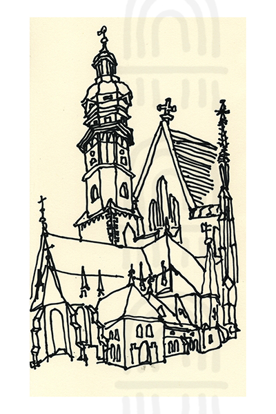 GER03: Thomaskirche, Leipzig