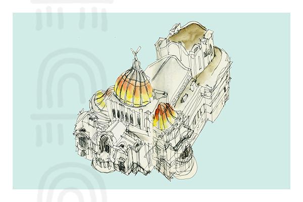 MX04: Palacio de Bellas Artes
