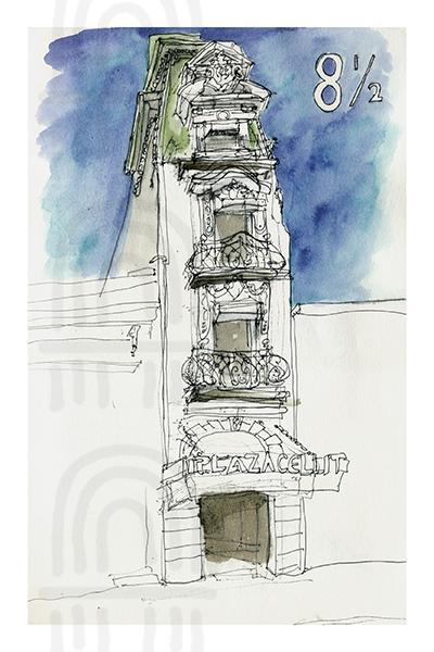 MX06: Calle de Venustiano Carranza, Mexico City