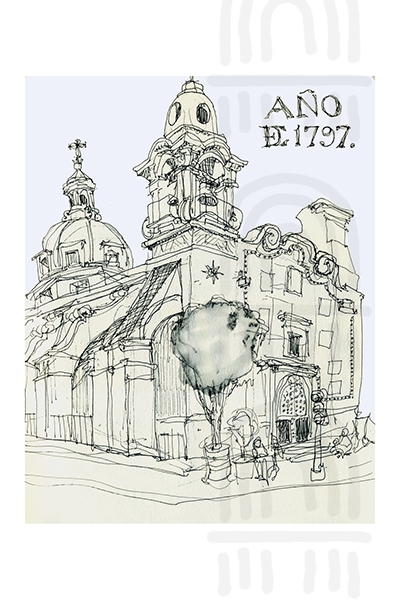 MX10: Templo de San Marcos Evangelista, Puebla