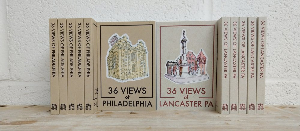 Collect All Two! - Archivolt Press Postcard Books