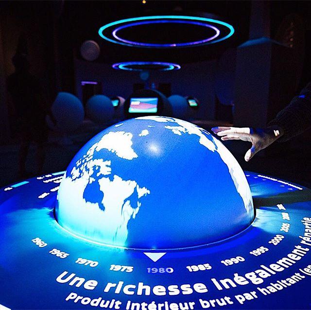 Qui dit jour gris, dit activités à l'intérieur ☁️ Profitez-en pour visiter notre toute nouvelle exposition interaction, Planète Énergie ⚡️ . . . . . #museum #muséeQc #exhibition  #sortieenfamille #monshawinigan #tourismemauricie