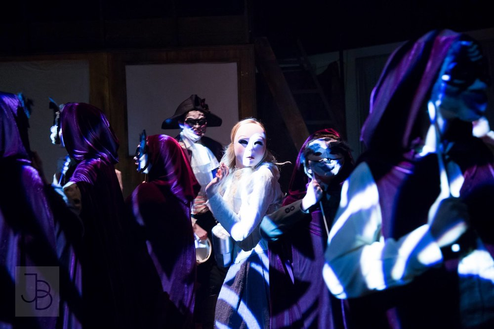 Sweeney Todd, as Beggar Woman (Arts Alliance, Northwestern)