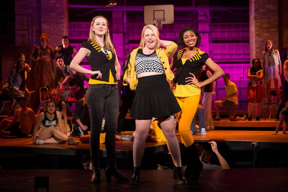 Beyond Belief: a superhero story , as Allie (The 86th Annual Waa-Mu Show at Northwestern)