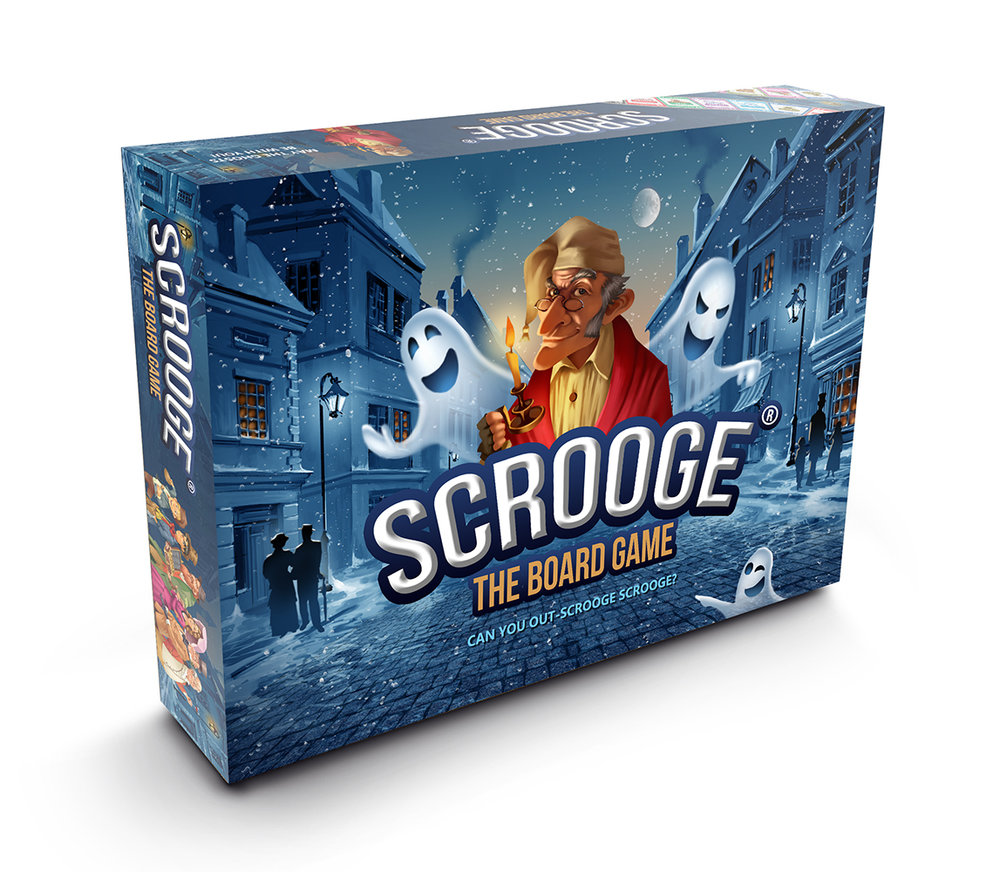 Scrooge - The Board Game (Signed version)