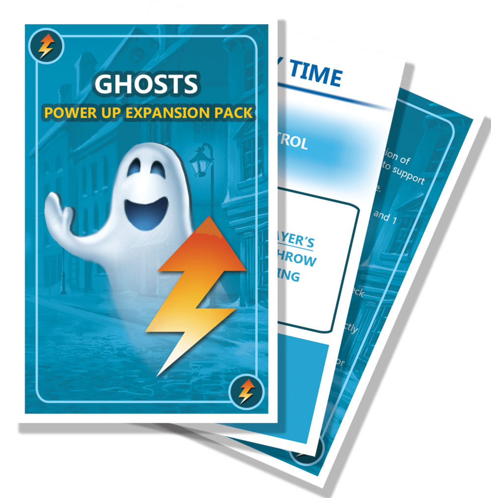 Ghosts 'POWER-UP' Expansion Pack