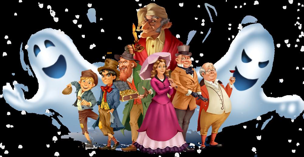 A Christmas Carol Scrooge