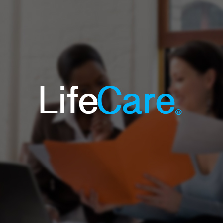 Wrote articles and content for www.lifecare.com