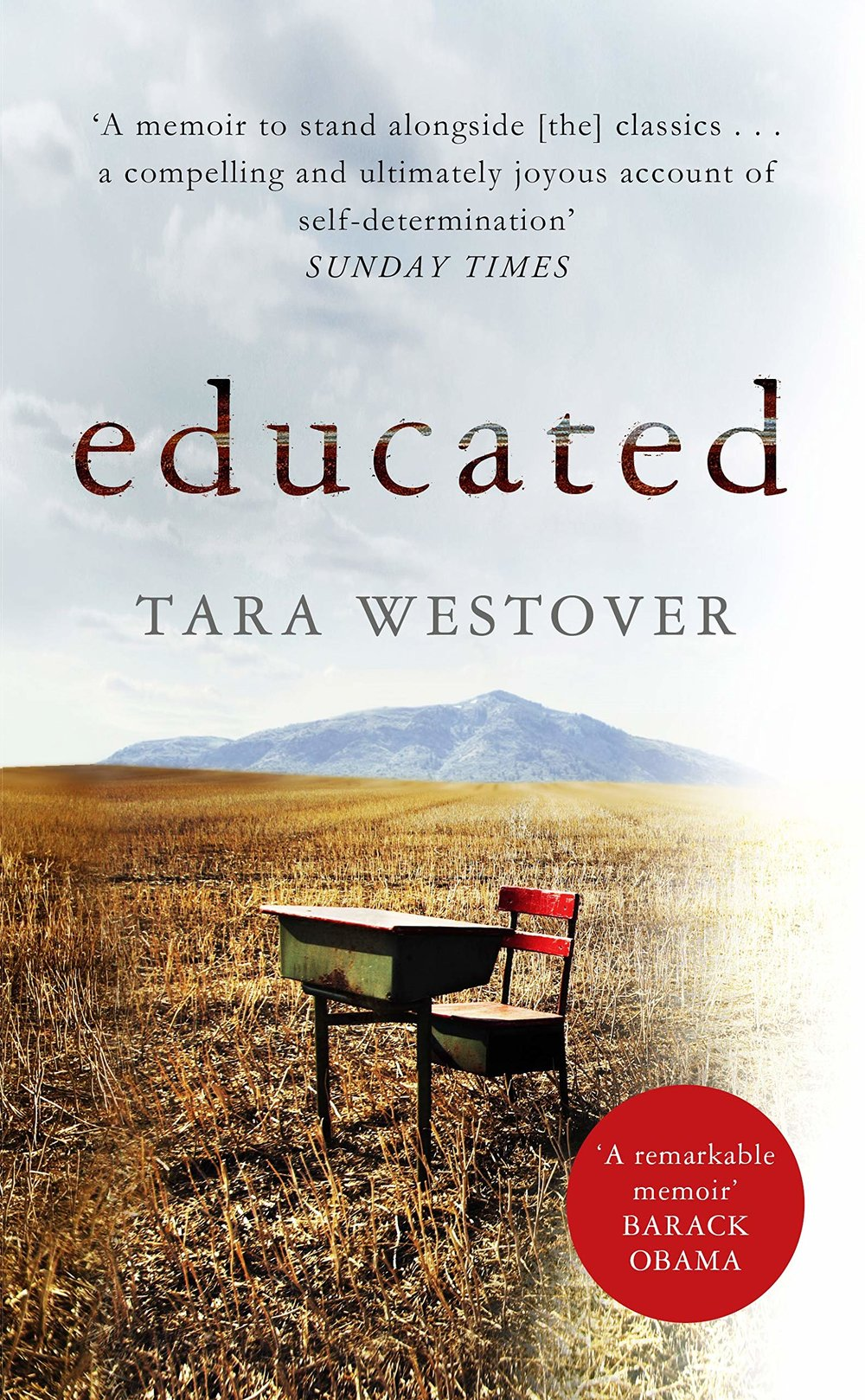 "Dom's Book Corner - ""Educated"" by Tara Westover"