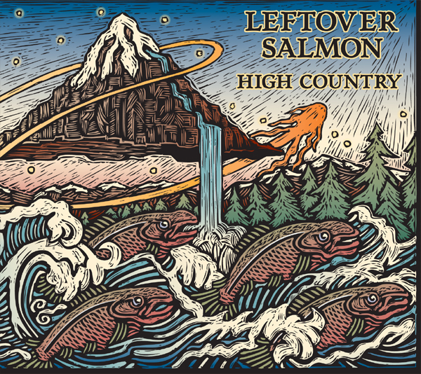 High Country 1. Get up and Go (3:33) 2. Western Skies (4:52) 3. Home Cookin' (3:41) 4. High Country (3:07) 5. Bluegrass Pines (5:39) 6. Better Day (3:34) 7. Six Feet of Snow (3:28) 8. So Lonesome (4:19) 9. Light in the Woods (4:00) 10. Thornpipe (3:23) 11. Two Highways (4:16) 12. Finish Your Beer (2:27