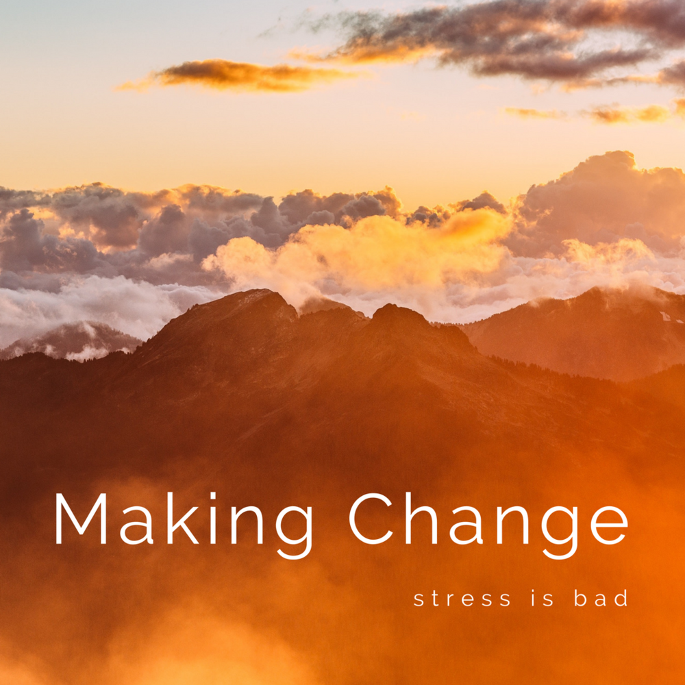 This week we are going to be tackling stress. If you missed last week  click here