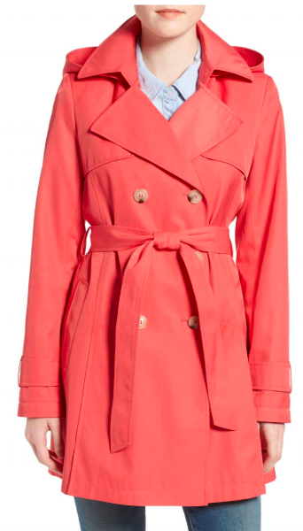 What could brighten a dreary day faster than a coral trench?