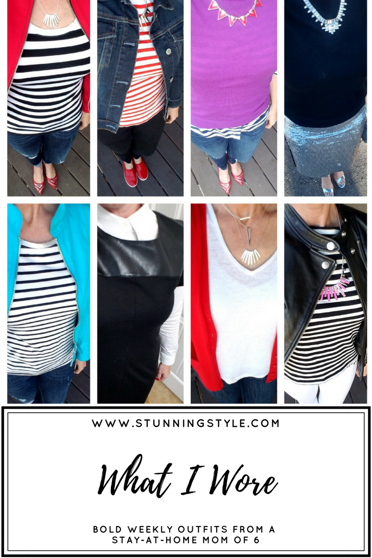 This week I decided to go back and find 8 outfits from a few years ago and tweak them to look and fit better. One of them is my most popular pin on Pinterest, out of 12,000 pins! Come check out the original outfits and see if you agree I wore it better. Weekly outfits from a busy stay-at-home mom of 6 kids, fall style. Bold colors, bold lips, classic and edgy style. Dressing Your Truth Type 4 DYT T4 T4/3. Fall outfits