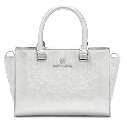 Silver purse