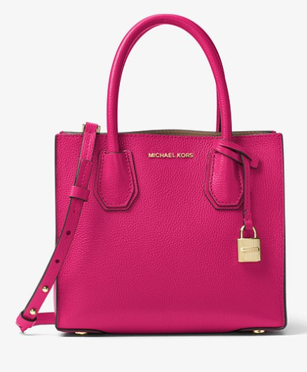 Bold Pink Tote