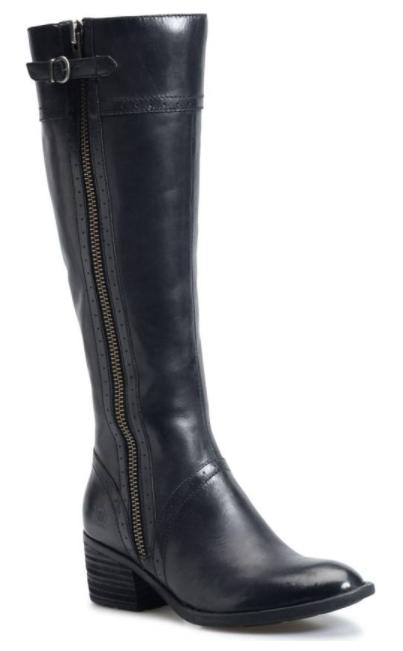 Black Riding Boot