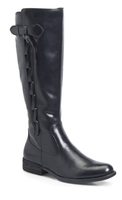 Braided Riding Boot