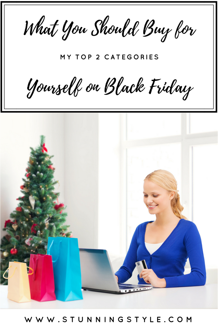 I have two favorite categories to shop for on Black Friday when I'm buying for myself. I rounded up my favorites. Come check them out!