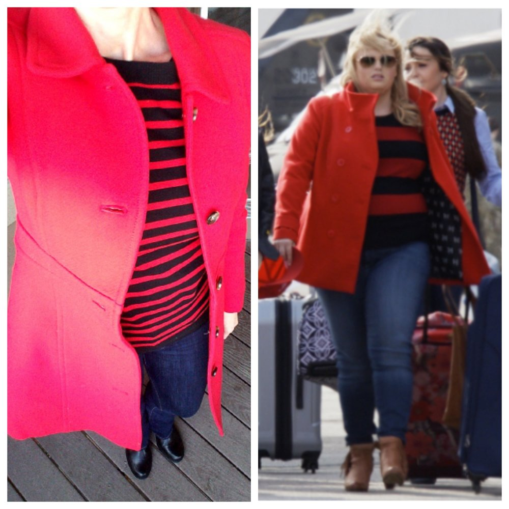 What I wore when I dressed like the Barden Bellas in Pitch Perfect 3 - Stunning Style