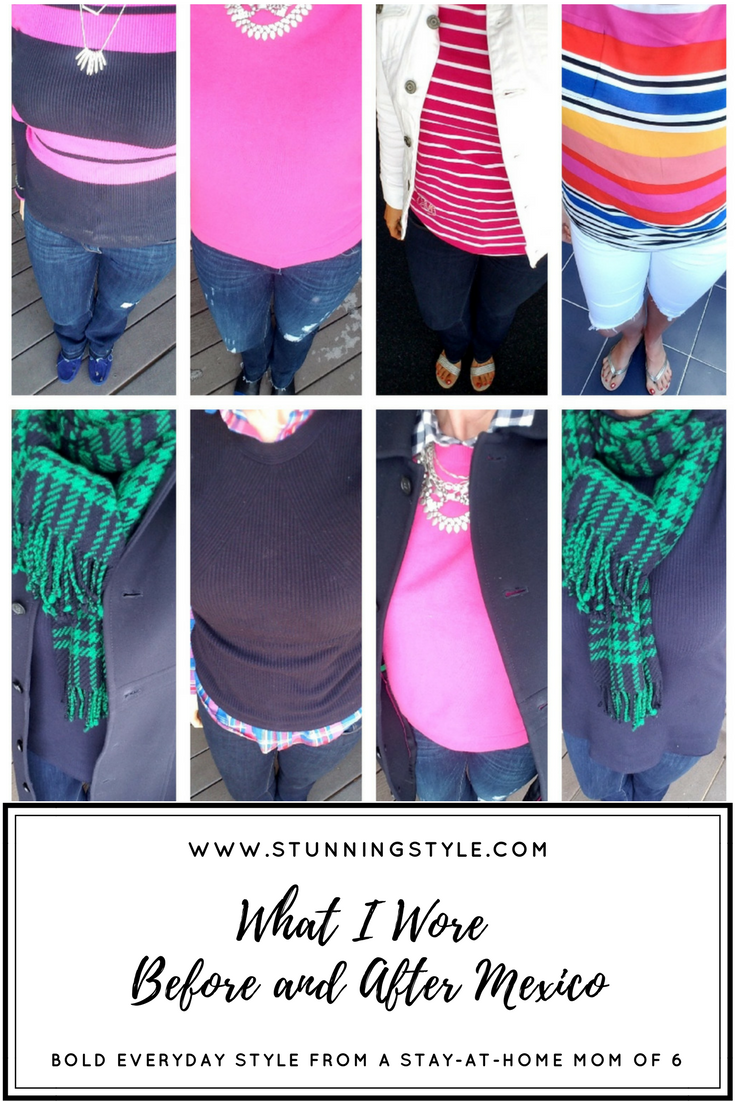 Stunning Style. Bold everyday style from a busy stay-at-home mom of 6 kids, spring style. Bold colors, bold lips, classic and edgy style outfits. Dressing Your Truth Type 4 DYT T4 T4/3. Spring-inspired winter outfits