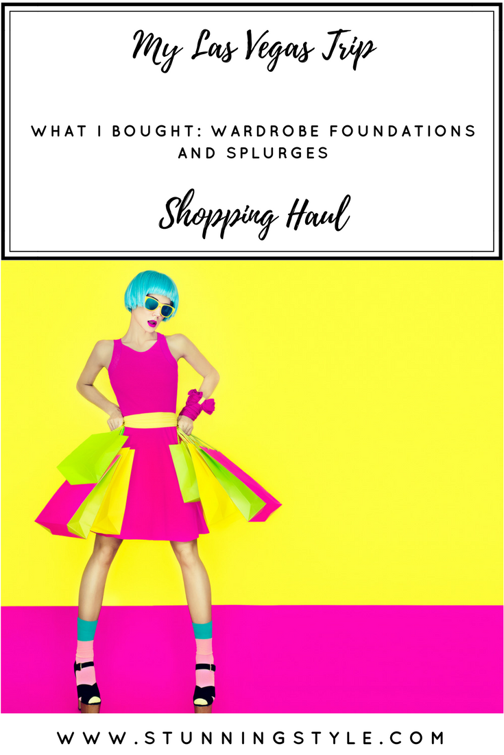 I went on a fun girlfriend shopping trip in Las Vegas, and I got some great things! Come see my shopping haul. I am dying over the last one. I also answered your questions about how I shop, what my strategy is, and what factors I take into account before handing over my money.