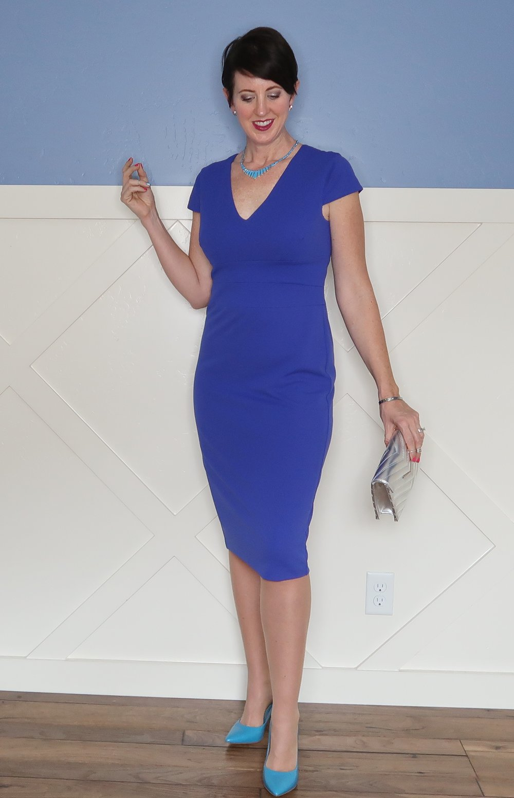 Stunning Style - Four Ways to Wear It, The Classic Sheath Dress