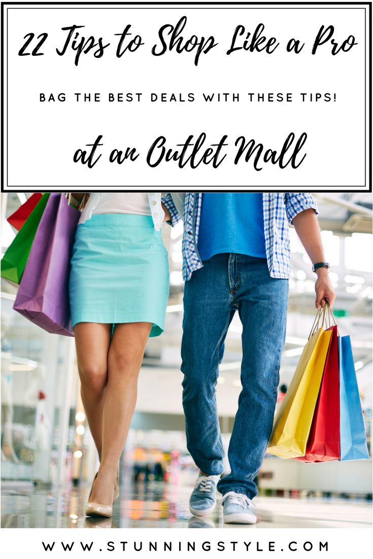 You can get some great deals at an outlet mall, or you can get duped. You can score designer goods from Michael Kors to Burberry at a fraction of the price if you know these shopping tips. Whether you are on a girls trip or shopping for Christmas gifts, there are deals to be had! Check out my 22 tips to shop like a pro at an outlet mall.