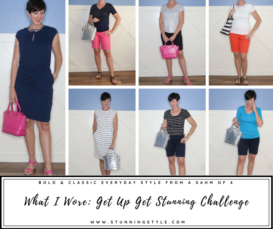 544456a0fe What I Wore for the Get Up Get Stunning Challenge — Stunning Style