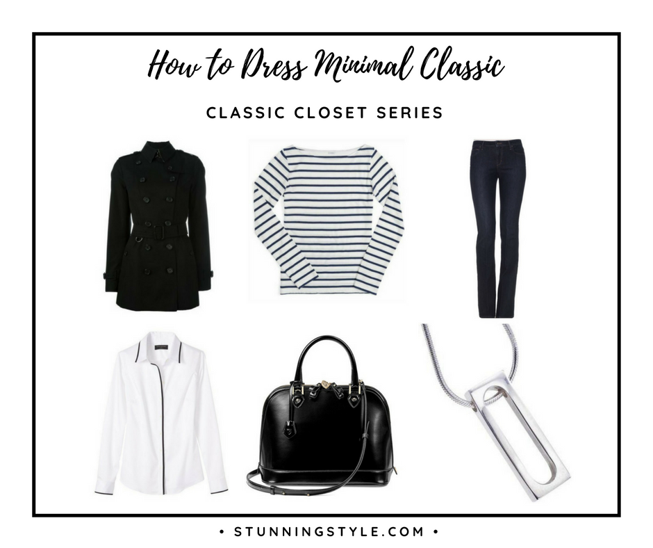87f097f44c2f How to Dress Minimal Classic — Stunning Style