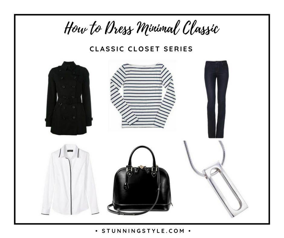87f097f44c2f How to Dress Minimal Classic — Stunning Style