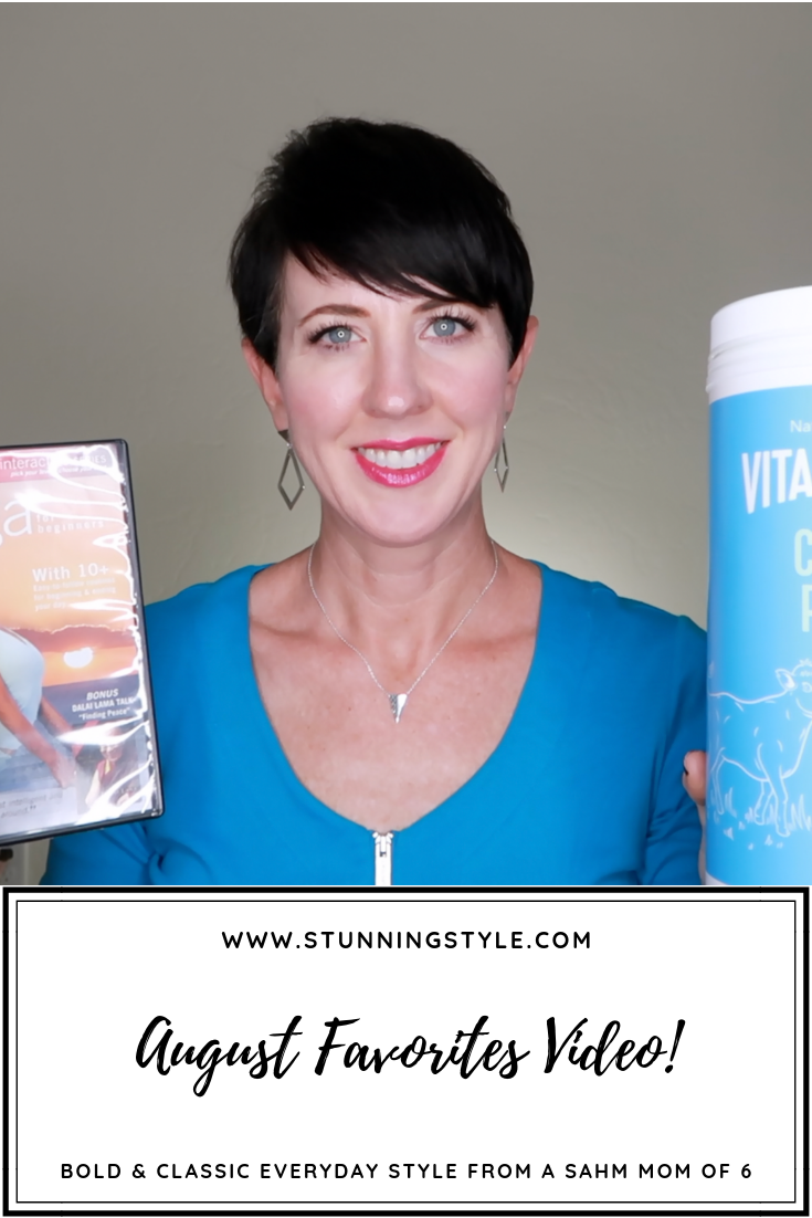 I love sharing my monthly favorites with you, and I have some great ones for you from August! If you struggle with insomnia, hair loss, seasonal allergies, or time prioritization, you will love these items!