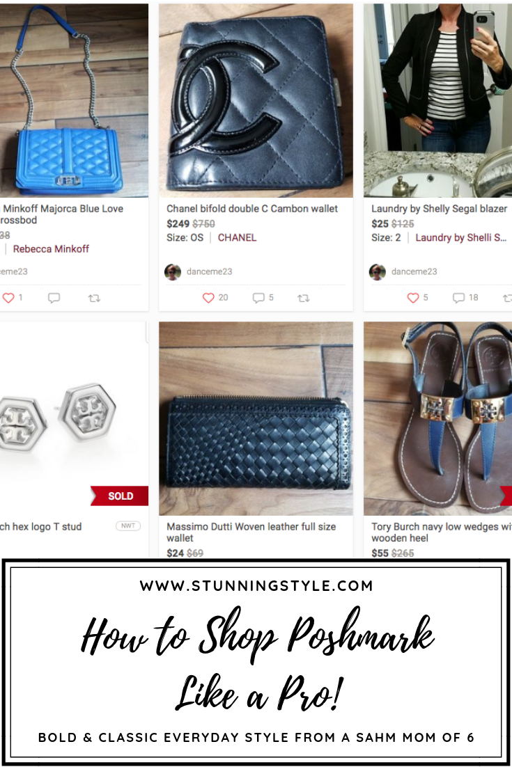 Poshmark is a fantastic place to find preloved or new-with-tags items at a fraction of the retail price! It can also be a little bit of a learning curve, so today I'm sharing my best tips to shopping Poshmark like a pro so you can find exactly what you want and get the best price! Let's get Poshing!