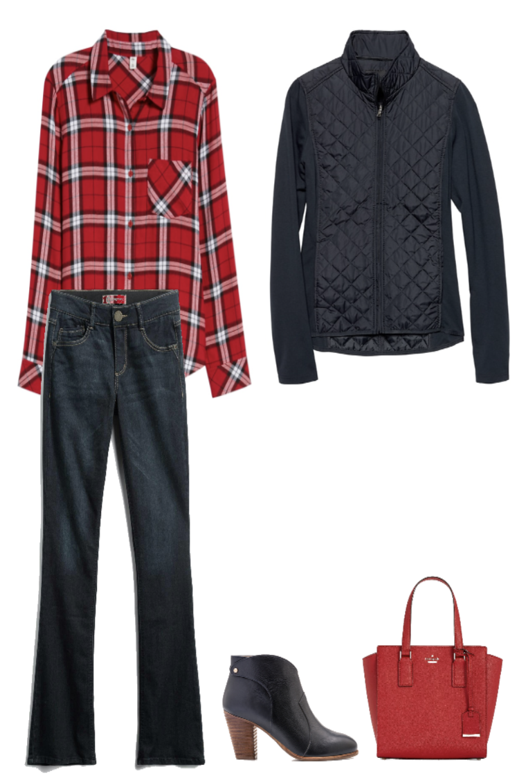 Welcome to the fall Get Up Get Stunning Style Challenge. This is week one of outfits from the Fall Stunning Style Wardrobe Guide.