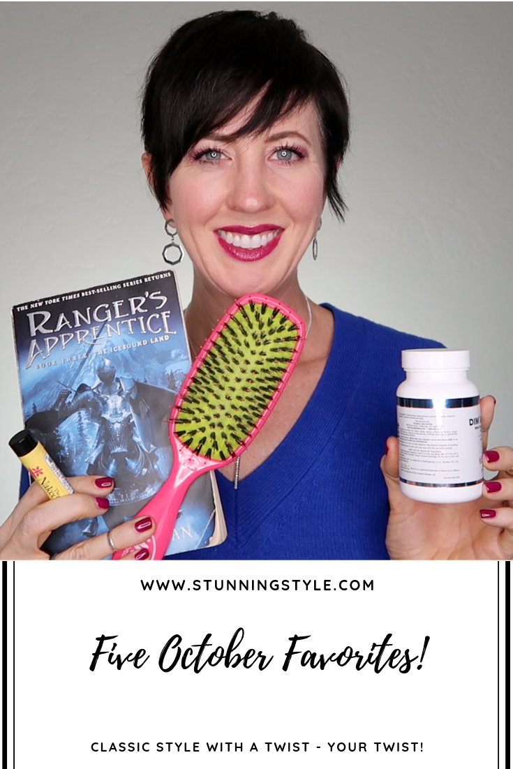 I'm sharing my number one supplement that has eliminated my adult acne, depression, and crankiness (mostly, let's be honest). I've also got 3 great Christmas gifts for anyone on your list, and something to help you tackle the holiday dishes. You don't want to miss my 5 favorite things in October!