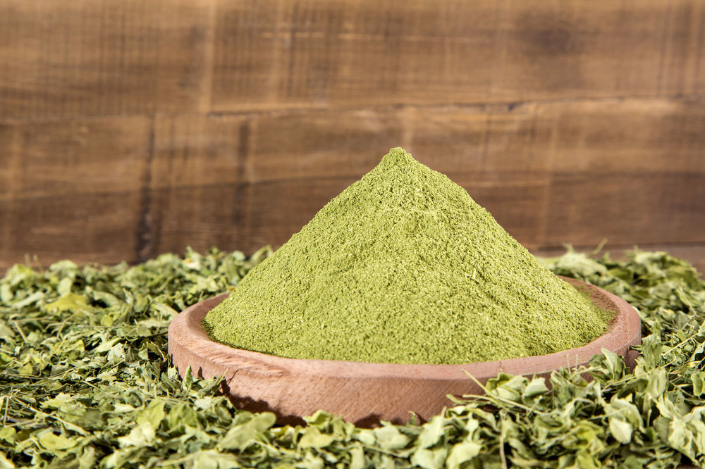Moringa leaf power My Moringa