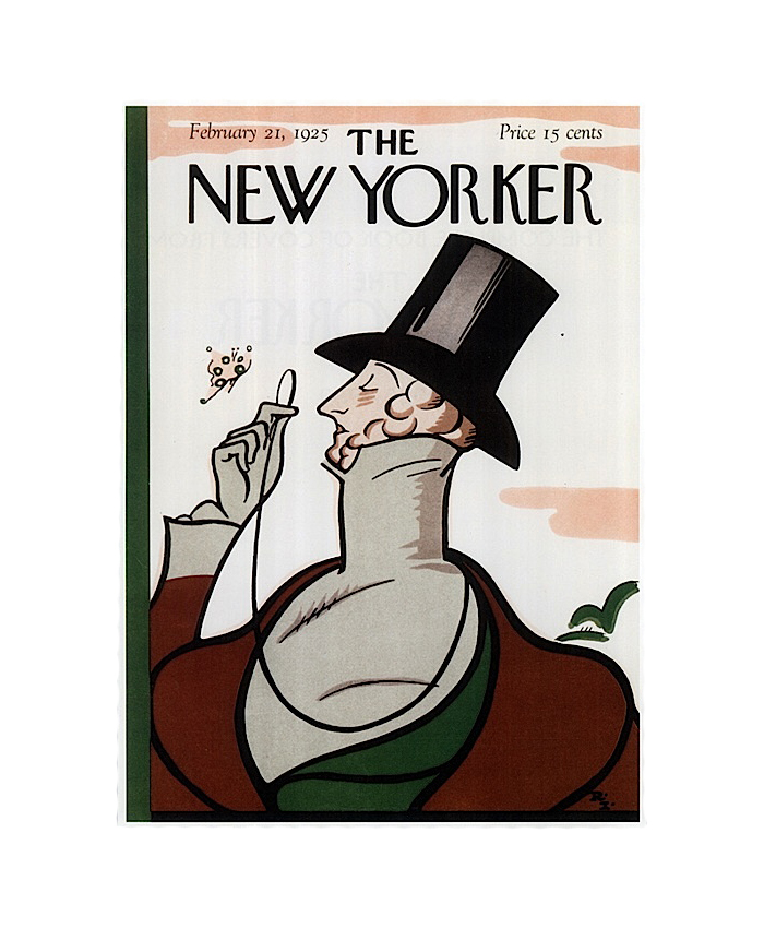 """The First Issue of """"The New Yorker,"""" February 21, 1925"""
