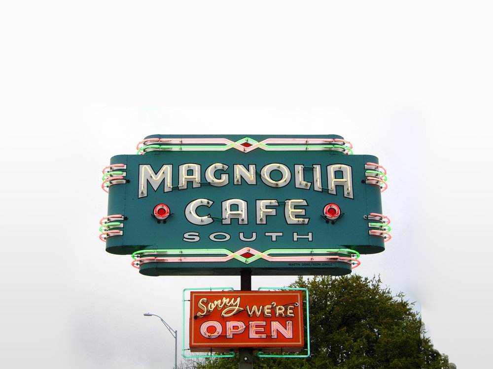 A sign in Austin. [Photo by Jeff Stvan/Flickr]