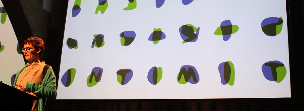 "Annik Troxler on ""Developing Type & Image for Poster Design"""