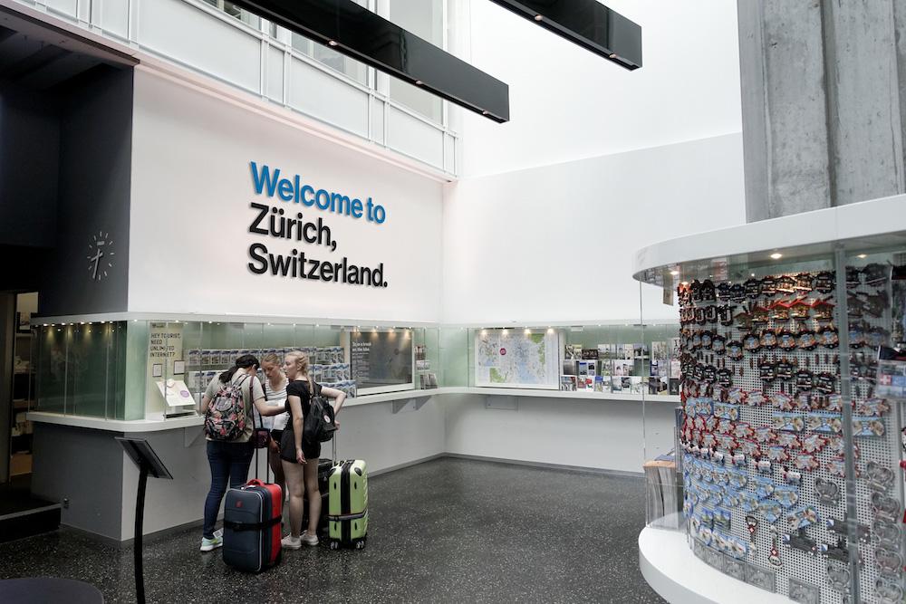 Zürich Tourism's office